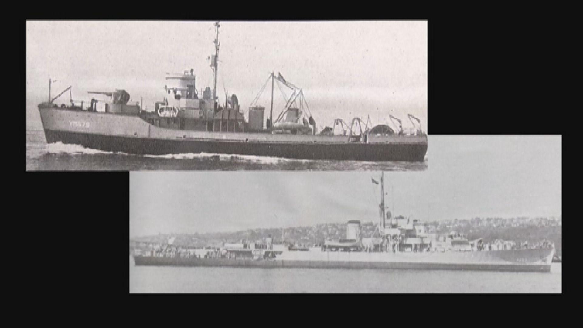 アメリカがソ連に貸与した艦船