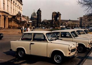 ドレスデン — 歴史的景観の記憶、復元、超克