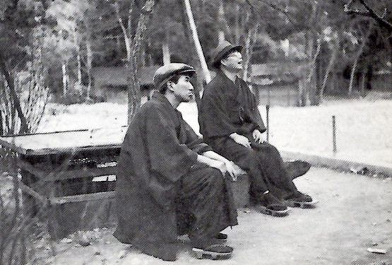 太宰治と佐渡 (上)